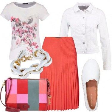 Outfit Plissè per tutti i giorni