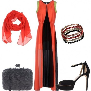 Outfit Eleganza a colori