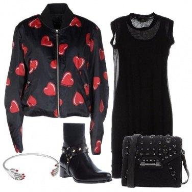Outfit Comodamente urban
