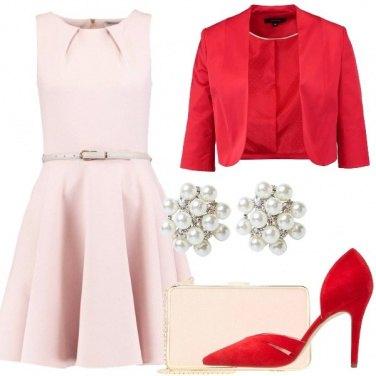 Outfit Una piega elegante