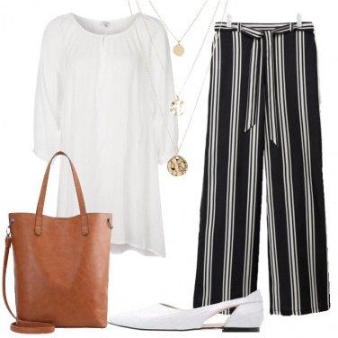 Outfit Tempo di minimal