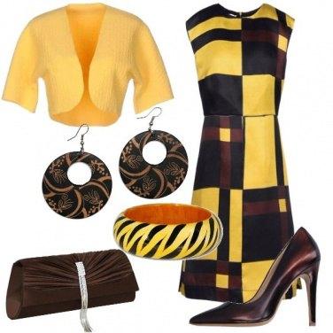 Outfit Geometricamente