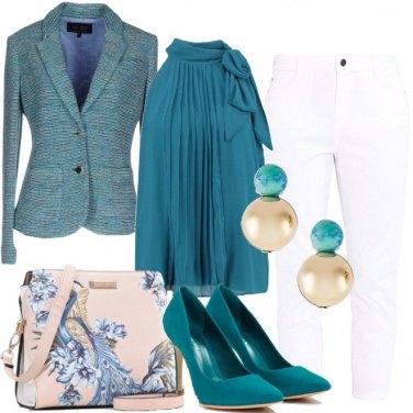 Outfit Sofisticata tutto il giorno