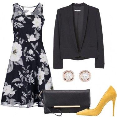 Outfit Amo i fiori