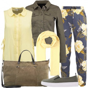 Outfit Partenza comoda