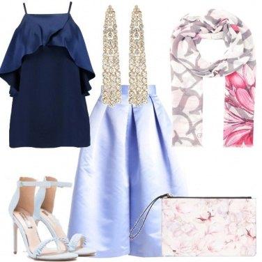 Outfit L\'invitata romantica