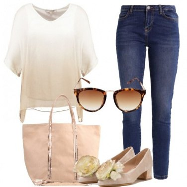Outfit Perfetta con i jeans