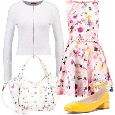 Outfit L\'energia dei fiori