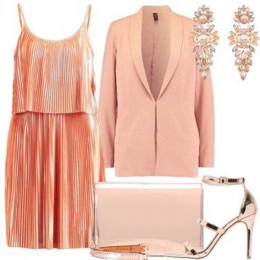 Outfit L\'abito plissé