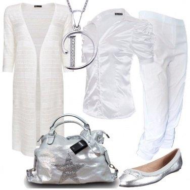 Outfit La lettera d\'argento