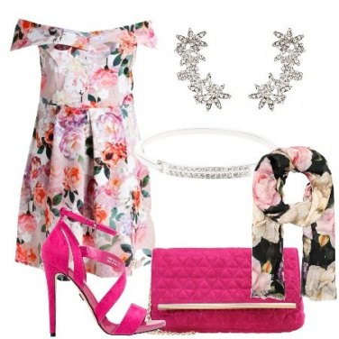 Outfit Una miriade di fiori