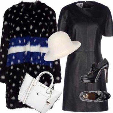 Outfit Pelle & pelliccia