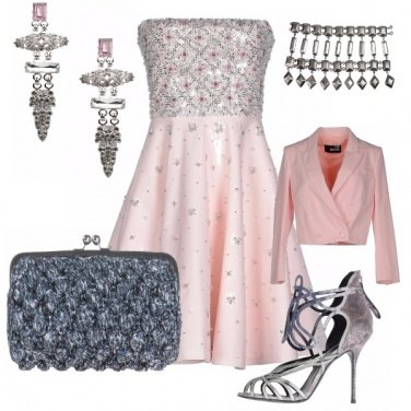 Outfit Luxury pink