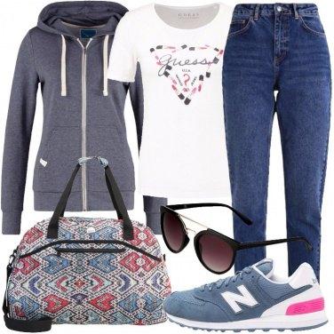 Outfit Un viaggio comodo