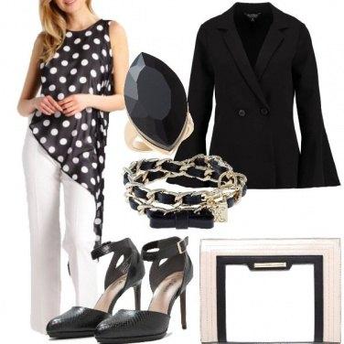 Outfit Tuta jumpsuit, il giusto compromesso