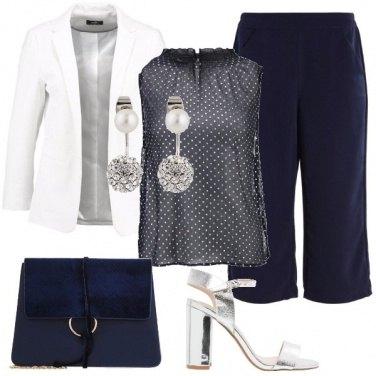 Outfit Elegante e comoda per la cerimonia