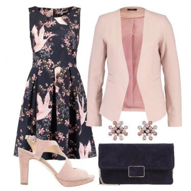 Outfit Aironi rosa