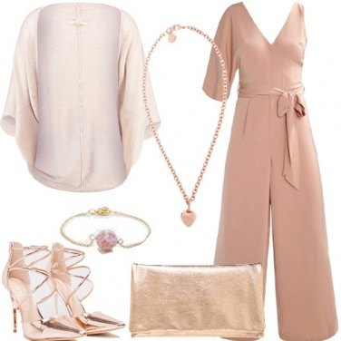 Outfit Una rosa d\'oro