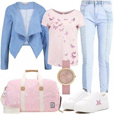 Outfit L\'ora di partire