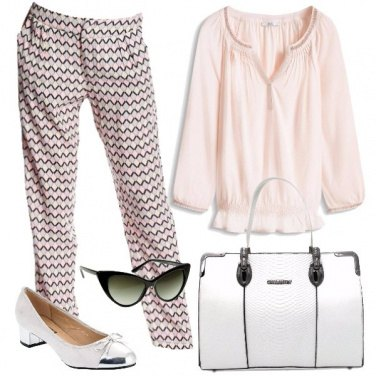 Outfit Tacco silver