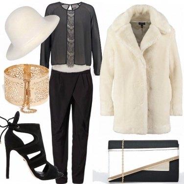 Outfit Calda eleganza