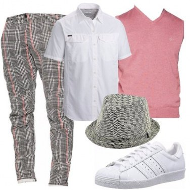 Outfit Fedora