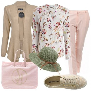 Outfit Romantico week end