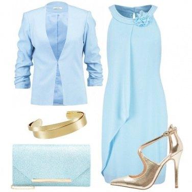 Outfit Bella come un angelo