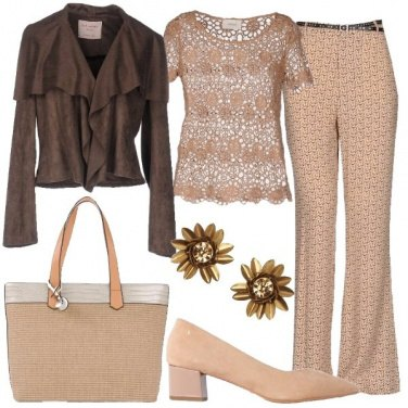 Outfit Espressioni chiare e naturali