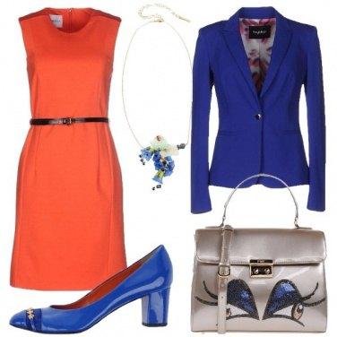 Outfit Colori a contrasto