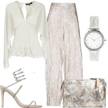 Outfit Laminato femminile