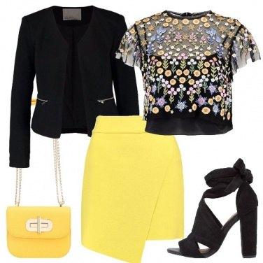 Outfit Veli e fiori