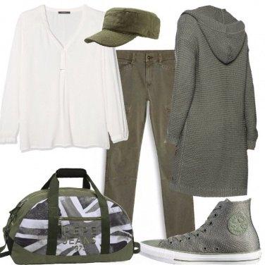 Outfit Parto per un viaggio breve
