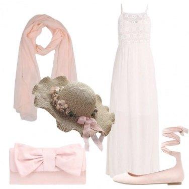 Outfit Festa romantica