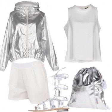 Outfit Uno stile lunare