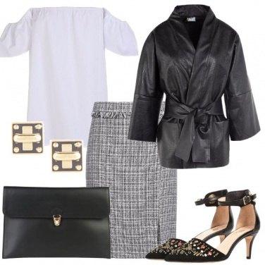 Outfit Il tacco comodo
