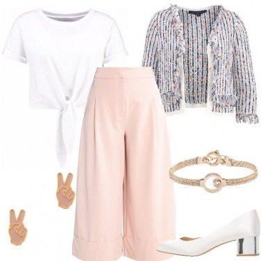 Outfit Chic per una serata casual