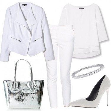 Outfit Bianca freschezza