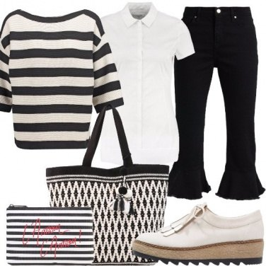 Outfit Un romantico weekend al mare