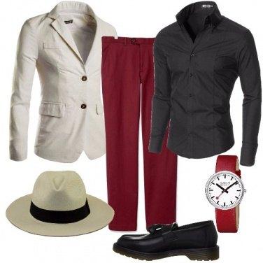 Outfit Panama panna