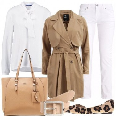Outfit Grintosa in ballerine