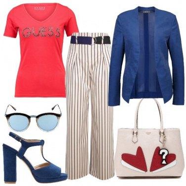 Outfit Shopping con la migliore amica