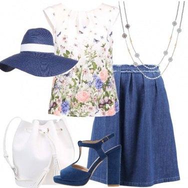 Outfit Colazione in terrazza