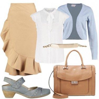 Outfit La pendolare perfetta