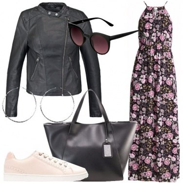 Outfit Figlia dei fiori metropolitana