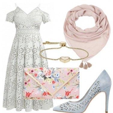 Outfit Romantica e deliziosa
