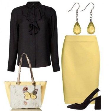Outfit L\'eleganza è una cosa semplice