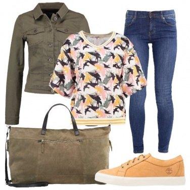 Outfit Week con gli amici