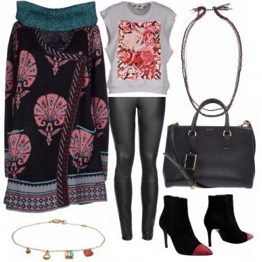 Outfit Red gipsy