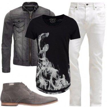 Outfit Colpisci con semplicità